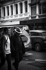 Downtown (M J Adamson) Tags: people streetphotography dunedin nz newzealand outdoors
