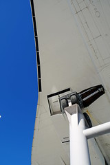 Concorde Wing Edge (The-Beauty-Of-Nature) Tags: mine photography original museum technikmuseum sinsheim technology aircraft airplane engineering machine old concorde supersonic airfrance