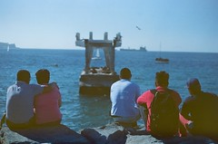 VIP zone (-Chack-) Tags: flickr chile film analoge 50mmf18 analogue dubblefilm antigüedades puerto canon valparaiso canonae1 analog latinoamerica monsoon analogo dubble vacaciones valparaíso canonae1program