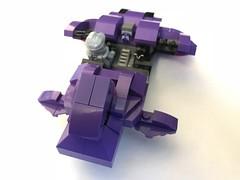Revenanr rear (dreki.bryni) Tags: brickforge moc afol lego halo