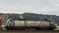 146_2018_10_18_Neukirchen_ES_64_U2_-_029_6182_529_DISPO_TXLOGISTIK_mit_KV ➡️ Bad_Hersfeld (ruhrpott.sprinter) Tags: ruhrpott sprinter deutschland germany allmangne nrw ruhrgebiet gelsenkirchen lokomotive locomotives eisenbahn railroad rail zug train reisezug passenger güter cargo freight fret neukirchen haunetal atlu boxx db dispomrce ebs eloc erd evb hctor ige mgw öbb rhc rpool sbbc ses sgl wlc wwl gysevcargo willke 0119 0427 0628 0928 1016 1203 1225 1232 1293 4482 5170 6101 6114 6115 6120 6145 6152 6155 6182 6185 6187 6189 6193 9124 9425 graffiti