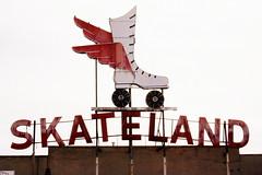 Skateland - Memphis, TN (SeeMidTN.com (aka Brent)) Tags: memphis tn tennessee skateland neon sign rollerskate rollerrink 1955 bmok bmok2 top10of2018 brentandmarilynnpersonalfavorite