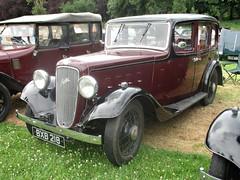 411 Austin 12:4 Ascot (1936) (robertknight16) Tags: austin british 1930s 124 ascot lichfield bxb218