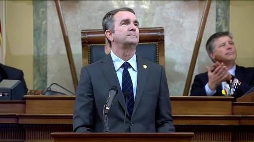Gov. Ralph Northam delivers State of the Commonwealth speech