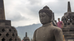 Borubudur (Hans van der Boom) Tags: vacation holiday asia indonesia indonesië java borubudur candi temple stupa buddha buddhist id