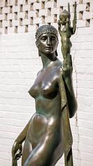 Creation (dayman1776) Tags: brookgreen gardens south carolina bronze sculpture escultura statue female figurative art museum artist skulptur sculptor sony a6000 beautiful amazing awesome cool myrtle beach interesting