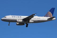 N4888U   Airbus A319-132   United Airlines (cv880m) Tags: newyork laguardia lga klga aviation airliner airline aircraft airplane jetliner airport n4888u airbus a319 319100 319132 ual united unitedairlines friendlyskies continental