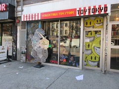 Toy Tokyo Store - Pop Vinyl Figures East Village NYC 1715 (Brechtbug) Tags: toy tokyo store 91 second avenue near 5th street nyc 2019 new york city february 02162019 lower east side 2nd ave collectable figures toys action figure japan japanese anime vinyl pop culture popular funko stuff gallery art asian asia custom kidrobot kid robot