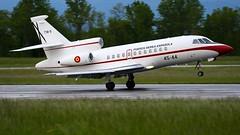 T18-5/45-44 (Breitling Jet Team) Tags: t1854544 fuerza aerea española spanish air force dassault falcon 900b euroairport bsl mlh basel flughafen lfsb eap