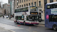 33144 First Bristol (KLTP17) Tags: lr02lwz 33144 plaxton president first bristol 75 ex london tn33144 original livery