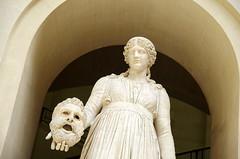 The Louvre - Paris - Muse of Tragedy (sarowen) Tags: museoftragedy melpomene sculpture france thelouvre louvremuseum muséedulouvre paris parisfrance