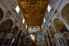 Basilica Di Santa Maria in Ara Coeli al Campidoglio in Rome, Italy  -  (Selected by SHUTTERSTOCK) (DESPITE STRAIGHT LINES) Tags: nikon d7200 nikond7200 nikkor1024mm nikon1024mm getty gettyimages gettyimagesesp despitestraightlinesatgettyimages paulwilliams paulwilliamsatgettyimages rome roma romeitaly basilica thebasilicaofstmaryofthealtarofheaven basilcasanctaemariaedearacoeliincapitolium shutterstock despitestraightlinesshutterstock
