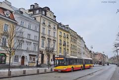 Solaris Urbino 18 - 5209 - 128 - 21.12.2018 (VictorSZi) Tags: poland warsaw varsovia transport publictransport bus autobuz winter iarna nikon nikond5300 december decembrie