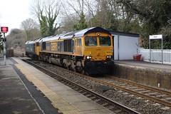 IMGD8226 66749 50049 0Z50 Dean 13 Feb 19 (Dave58282) Tags: rail 66749 50049
