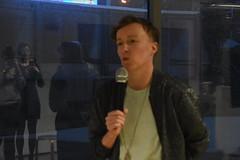 DSC_0663 (Peter-Williams) Tags: brighton sussex uk fringe festival finninishinstitute scandinavianseason londonlaunch event