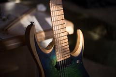 (Viktor Kiss) Tags: nikon d850 50mm guitar ibanez light desk 14