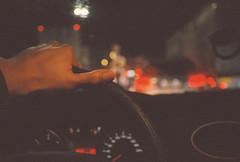 Traffic candid. (35mm)   Exp. Fujichrome Sensia II 400. (samuel.musungayi) Tags: 35mm film dia slide reverse color colour couleur colors candid life light pellicule scan negativo negative négatif 24x36 135 yashica t5 carl zeiss samuel musungayi photography photographie photo pelicula fujifilm fujichrome sensia 400 expired samuelmusungayi