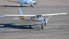 Cessna 172C N69MG (ChrisK48) Tags: kdvt n69mg 1962 airplane phoenixaz aircraft dvt cessna172c phoenixdeervalleyairport