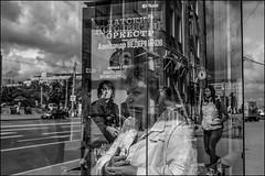 18drd0028bw (dmitryzhkov) Tags: urban outdoor life human social public stranger photojournalism candid street dmitryryzhkov moscow russia streetphotography people bw blackandwhite monochrome