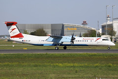 OE-LGF (QC PHOTOGRAPHY) Tags: frankfurt main germnay april 20th 2018 austrian airlines dash8400 oelgf