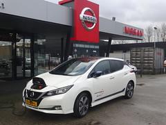 2018 Nissan Leaf (harry_nl) Tags: netherlands nederland 2018 tilburg nissan leaf tj839l sidecode9