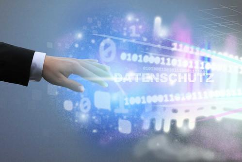 Datenschutz-vor-magischer-Hand