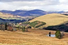 Glen Isla Landscape (eric robb niven) Tags: ericrobbniven scotland dundee glen isla landscape cycling