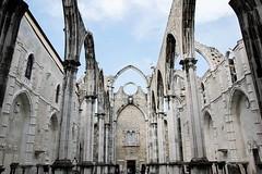 Igreja do Carmo (RossellaRatti) Tags: lisbona lisboa pastel baixa alfama lxfactory europe lisbon portogallo portugal travel murales oceano atlantico