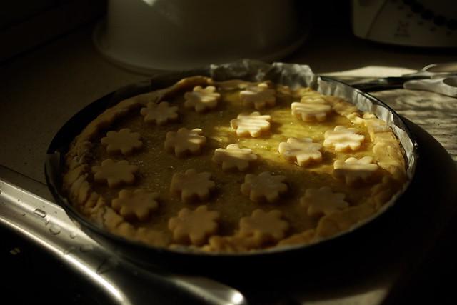 Crostata di marmellata di cidro