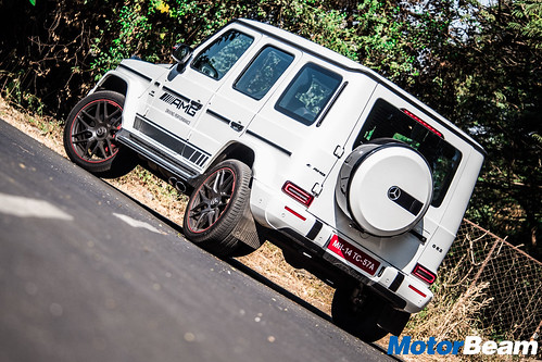 2019 Mercedes-AMG G63 Review Test Drive | MotorBeam