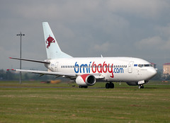 Bmi Baby G-TOYL (Scottish Photography Productions | David Pollock) Tags: bmi baby boeing 73736n gtoyl glasgow abbotsinch international airport egpf gla aviation aircraft scotland