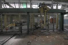 Usine Déjantée (notanaddict321) Tags: usine fabrik factory verlassen verfall decay désaffecté destroyed abandoned abadonedplaces abandonné urbanexploration