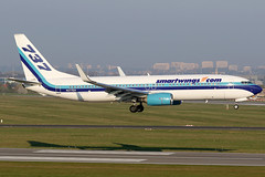N277EA 130420191 (Tristar1011) Tags: ebbr bru brusselsairport boeing smartwings 737800 b738 swiftair n277ea