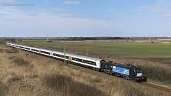182 567 D-DISPO (...síneken a vonat) Tags: 182567 es64u2067 lbz1825678 ddispo 182567dispo dispolok mrce baku azerbaijan azerbajdzsán svájc switzerland rekingen wagontypewla wla wlab wagontypewlab 190318 locationszabadkigyos szabadkígyós line120 railline120 máv bahn eisenbahn railroad railline mav mozdony rail railway sín train trenuri vasút vlacik vlak vonat zeleznice locomotive trenur feroviarul feroviar tehervonat es64u2 siemens kraus maffei db dbsr
