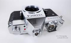 Yashica TL Electro-X from 1970 (http://www.yashicasailorboy.com) Tags: yashica tlelectrox 1970s photography 35mm camera japan slr analog studio fujifilm xa10 xseries fujiphoto
