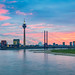 _MG_6628 - Dusseldorf sunset