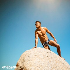 13 (ergowear) Tags: latin hunk bulge swim men sexy ergonomic pouch swimwear ergowear fashion designer