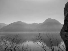 (Paolo Cozzarizza) Tags: italia lombardia bergamo castro panorama acqua riflesso roccia alberi