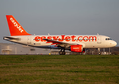 G-EZAU // easyJet // A319-111 // Stansted (SimonNicholls27) Tags: gezau stansted egss stn easyjet a319111 a319 airbus 319