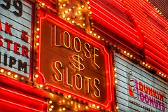 Loose $ Slots (podolux) Tags: 2019 april2019 sony sonya7 a7 sonyice7 ilce7 neon neonsign sign signs lasvegas nevada nv clarkcounty gambling casino red nigh nighttime night afterdark