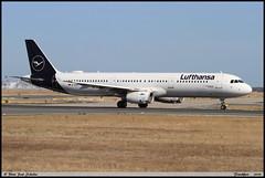 AIRBUS A321 231 Lufthansa D-AISP 3864 Frankfurt septembre 2018 (paulschaller67) Tags: airbus a321 231 lufthansa daisp 3864 frankfurt septembre 2018