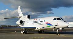 Falcon 8X | D-AGBB | AMS | 20190203 (Wally.H) Tags: dassault falcon8x fa8x da8x dagbb ams eham amsterdam schiphol airport