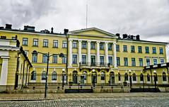 A9715HELSc (preacher43) Tags: helsinki finland building architecture sky clouds university turku abo