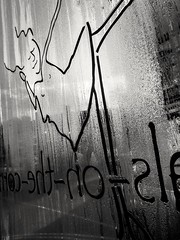 Café (HonleyA) Tags: ricohgr2 gr2 cafe condensation window