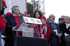 _IMG0449a (i'gore) Tags: roma cgil cisl uil futuroallavoro sindacato lavoro pace giustizia immigrazione solidarietà diritti