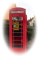 No more need for Telephone Boxes (pboolkah) Tags: chelmsford england unitedkingdom gb canon canon5dmkiv canon5d terling essex telephone box