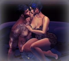 My Passion ❤️✨ (Photograph by my gorgeous Fiancée ... Ivory Snowdropp) (Stevie Rammidge) Tags: romantic sensual soulmates eternallove secondlife truelove reallove