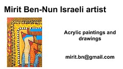 Mirit Ben-Nun women exhibit creative curious dedicated (female art work) Tags: art artist artists artistic paint painting paintings painter draw drawing drawings woman women femenine acrilyc pencils pen markers marker lady female person gender hand eyes love magical magnetic heart friend fantasy main partner soul mate sunshine misterious beautiful compasionate complex cultured creative playfull minded energetic mirit ben nun