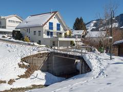 KLE386 Wanne Road Bridge over the Weisse Emme River, Escholzmatt, Canton of Lucerne, Switzerland (jag9889) Tags: 2019 20190216 6182 bach bridge bridges bruecke brücke ch cantonlucerne cantonoflucerne centralswitzerland crossing entlebuch escholzmatt escholzmattmarbach europe fluss gkz534 helvetia infrastructure innerschweiz kantonluzern kleineemmetributary lu lucerne luzern municipality outdoor pont ponte puente punt river road roadbridge schweiz snow span strassenbrücke stream structure suisse suiza suizra svizzera swiss switzerland waterway weisseemme weissemme winter wissemme zentralschweiz jag9889