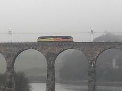 Colas Rail Freight Class 47 (28/02/2019) (CYule Buses) Tags: royalborderbridge eastcoastmainline class47 colasrailfreight